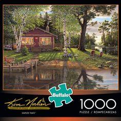Puzzle Shop, Puzzle Art, Buffalo Games, Hidden Images, Art Prints Online, Nature Paintings, Wildlife Art, Love Art, 1000 Piece Jigsaw Puzzles