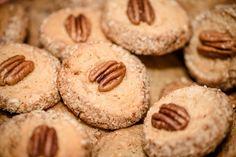 Sugar Free Pecan Cookies - Sweeter Life Club