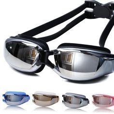 19945bb9eaf1 Cheap waterproof swim glasses