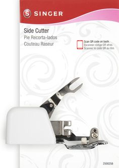 Side Cutter For Low-Shank Sewing Machin