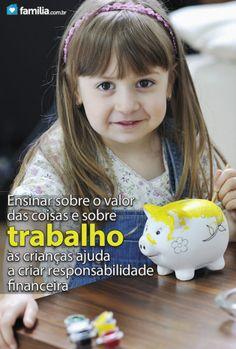 Crianças e Finanças - Um caso para não ser seguido