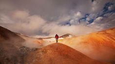 Laugavegur Highland Trail   Walking Holidays Iceland   Walking in Iceland