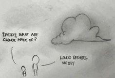#sysadmin #computing #network #internet #cloud #linux #nerdhumor