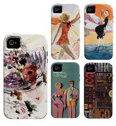 retro graphic iphone cases