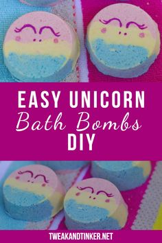Home Decor for kids Easy Unicorn Bath Bombs DIY These easy unicorn bath bombs DIY are great craft for kids and teens to make. They're fun and make for a great handmade gift, birthday party favor or birthday party activity. Gifts For Teens, Diy For Teens, Diy For Kids, Crafts For Kids, Easy Crafts, Easy Diy, Mason Jar Crafts, Mason Jar Diy, Bottle Crafts