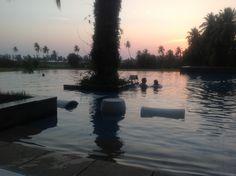 First day at Alila Diwa Goa