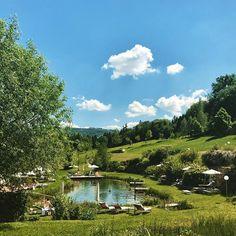 Post, Golf Courses, Mountains, Facebook, Medium, Nature, Travel, Summer, Simple