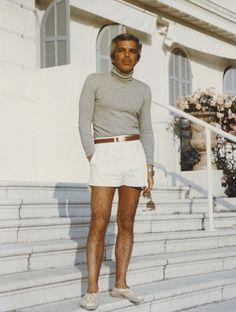 Vintage rich dude swagg.  Ralph Lauren in Jamaica 1978