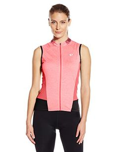 Pearl Izumi  Ride Womens Select Escape Sleeveless Jersey Rouge Red Small -- Details can be found by clicking on the image.