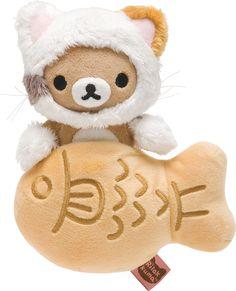yayrilakkuma:LOFT limited edition cat series Rilakkuma!