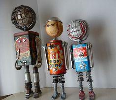 Baseball Bots JoySun Robots
