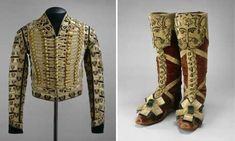 Magnificence of the Tsars: Ceremonial Men's Dress of the Russian Imperial Court, at the V