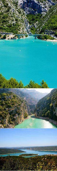 exPress-o: Travel Fantasy: Lake of Sainte-Croix in France