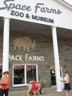 One Great (Birth) Day in NJ: Space Farms Zoo and Museum | Mommy Poppins - Things to Do in New Jersey with kids