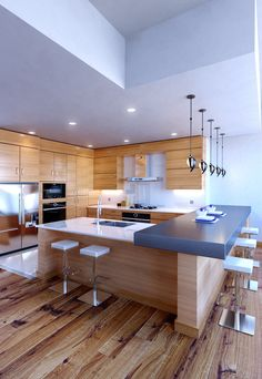 30 elegant contemporary kitchen ideas archi pinterest luxury