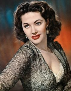 Yvonne De Carlo (Sept. 1, 1922 - Jan. 8, 2007)