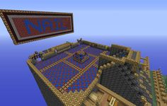 Download: http://minecrafteon.com/nail-4v4-defense-map-minecraft-1-4-7/
