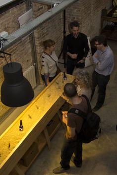 Charla Malta Lúpulo: lanzamiento cerveza artesanal 2014