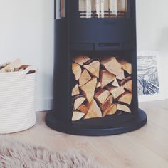 Contura fireplace