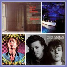 EL Chusmarino Amarillo: Mis 25 discos imprescindibles de los años 80.- 4