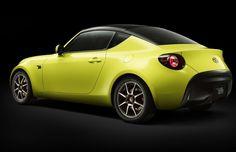 Toyota SFR Concept pict 1