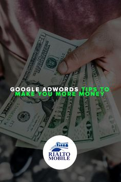 #GoogleAdWords for #smallbusiness is no easy task. Most advertisers campaigns fail because of poor execution and obvious mistakes. Here are some Google AdWords tips you can use to make more money and increase your ROI. Make More Money, How To Make, Google Ads, Online Advertising, Mistakes, Campaign, Make It Yourself, Marketing, Learning
