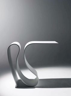 Jacqueline Terpins | Besame Mucho side table | Corian