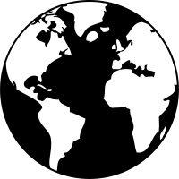 Resultado de imagen de earth pictogram Weather And Climate, Pictogram, Earth, Silhouette, Mother Goddess, World, The World