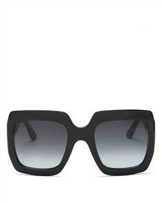 2642e22fc0 Dolce Gabbana Women s Mirrored Oversized Square Sunglasses