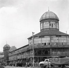 Restaurante Albamar - Rio de Janeiro, Brazil - Mercado Municipal Praça XV - 1961