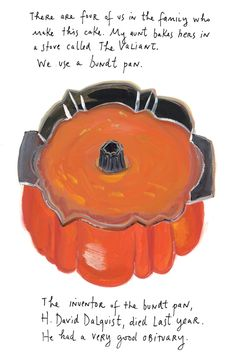 I ADORE Maira Kalman, and all of her wacky and true illustrations and observations