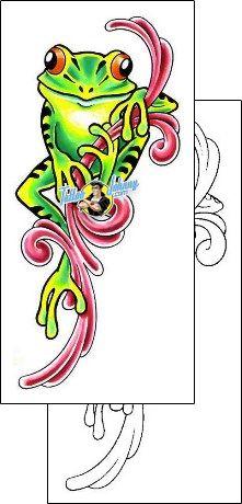Tribal Frog Tattoo Stencil | Tattoobite.com | Zentangles ...