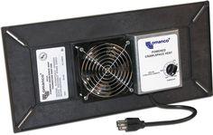 Crawl Space/Foundation Ventilator 110 CFM $122.00