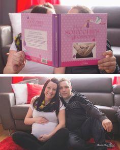 * 35 semaines de grossesse :) Alicia, va arriver très bientôt :) *