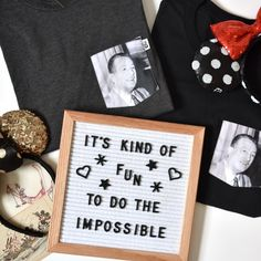 Walt Pocket Tees from D3tees | Disney Outfit Ideas | Disney Shirts | Disney Style | Minnie Style | Disneyland Outfits | Disney Accessories | Letterboard Ideas