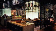 Park Hyatt Saigon by Superpotato Corner Restaurant, Restaurant Trends, Classic Restaurant, Luxury Restaurant, Restaurant Concept, Restaurant Interior Design, Decor Interior Design, Coffee Restaurants, Interiors