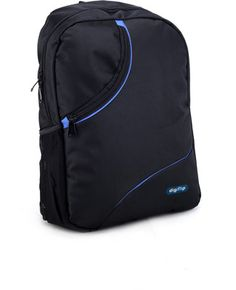 Shop For Quark School & College Bag in Black From DigiFlip @ Rs 329