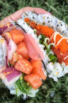 Sushi Tacos Are a Thing, So Every Other Food Hybrid Can Just Go Home Now