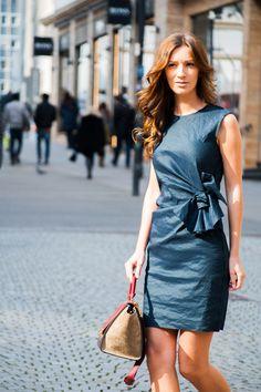 hello, sunshine #womenswear #streetstyle #ootd #outfitoftheday #lanvin #dress #céline #célinebag