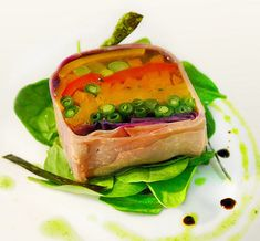 french vegetable terrine