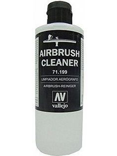 Airbrush Reiniger 200ml. Vallejo 71.199 Cleaner
