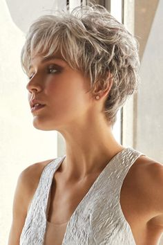 Find trendy short wigs from top celebrity brands at The Wig Company. Shop short synthetic and human hair wig styles at affordable prices. Wig Styles, Curly Hair Styles, Braid Styles, Short Styles, Rene Of Paris Wigs, Short Wigs, Layered Haircuts, Medium Haircuts, Cute Short Haircuts