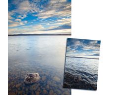 3 simple ways to give water a smoothed in your photos