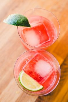Mocktail Recipe: The Bright & Bitter | The Kitchn