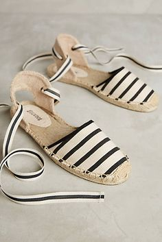 Soludos Wrapped D'Orsay Espadrilles