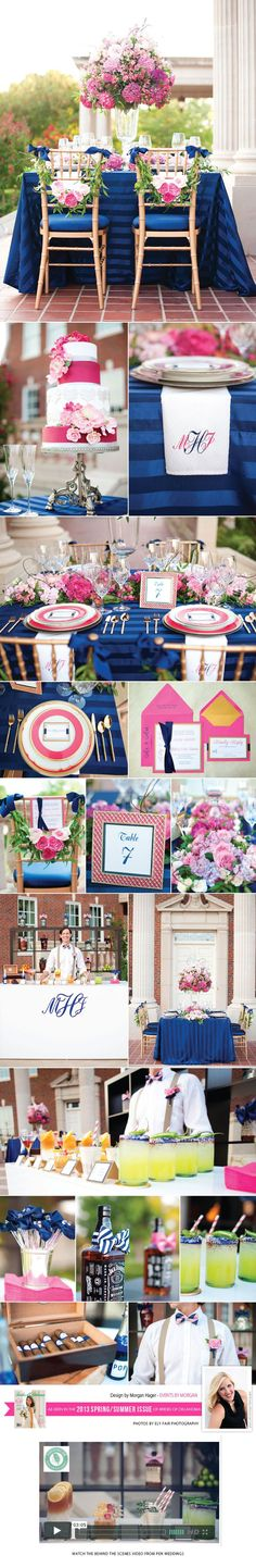 Blog | Brides of Oklahom strong table cloth colour