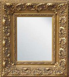 Describe your pinning Gold Picture Frames, Image Frames, Gold Color Scheme, Gold Colour, Silhouette Frames, Home Decor Styles, Painting Frames, Sculpture Art, House Styles