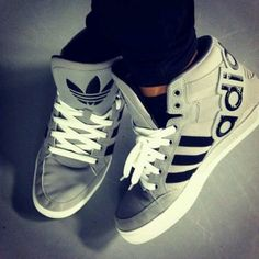I love my adidas hightops! I have them in kids purple. they are so