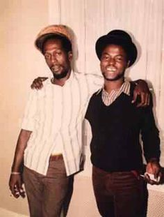 Gregory issacs and suger minott