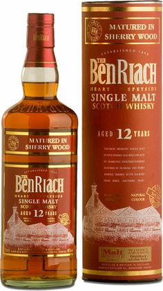 BenRaich 12 YO - voted as the best available 12-year-old single malt whisky in the China Whisky Guide 2013 (the first official guide to whisky in Mainland China). #china #whisky #bootlegbrew